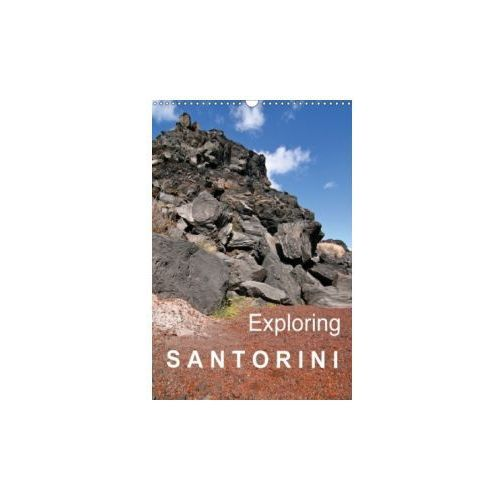 Exploring Santorini 2018
