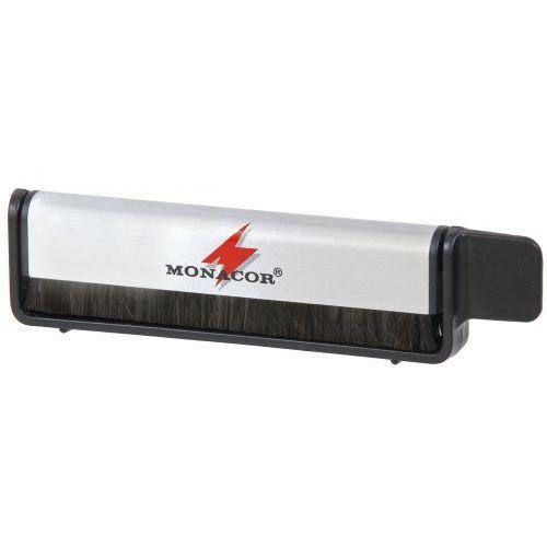 Monacor dc-100 szczotka do płyt winylowych