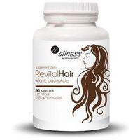 Kapsułki RevitalHair - włosy, paznokcie, skóra - 60 kapsułek- Aliness