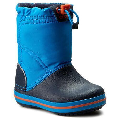 Śniegowce crocband lodgepoint boot k 203509 oceannavy (Crocs)