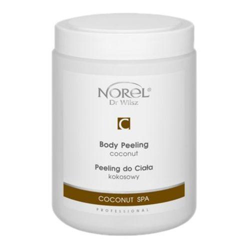Norel (dr wilsz) coconut spa body peeling coconut kokosowy peeling do ciała (pp333) - 500 ml - Super oferta