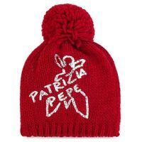 Czapka PATRIZIA PEPE - 2V8628/A4T6-R633 Red Irreverent