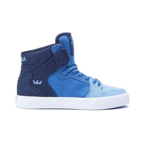b3601a6ec8b66 Zobacz ofertę Buty - kids vaider blue gradient-white (430) rozmiar: 32 Supra