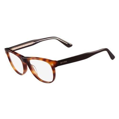 Etro Okulary korekcyjne et 2615 214