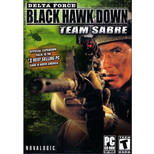 Delta Force - Black Hawk Down: Team Sabre - K00244- Zamów do 16:00, wysyłka kurierem tego samego dnia!