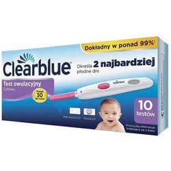 Testy płodności  Clearblue i-Apteka.pl