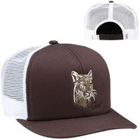 czapka z daszkiem COAL - The Wilds Brown (Cougar) (01) rozmiar: OS