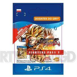 Dragon ball fighterz - fighterz pass 3 [kod aktywacyjny] ps4 marki Sony
