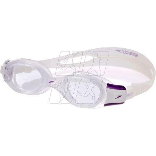 Okulary pływackie female futura biofuse w 80 Speedo