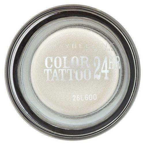 Maybelline 45 infinite white eye studio color tattoo 24 hr cień do powiek w kremie - Świetna przecena