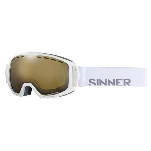 Gogle narciarskie mohawk sintec/trans+ sigo-167 polarized 30a-pc1 Sinner