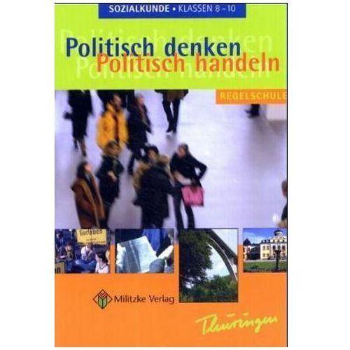 Klassen 8-10, Regelschule Thüringen, m. CD-ROM Deichmann, Carl (9783861893608)