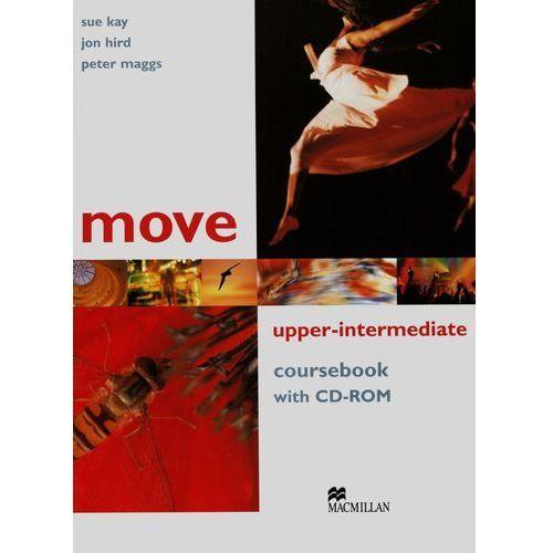 Move Upper Intermediate Student's Book (podręcznik) with CD-ROM, Hird Jon