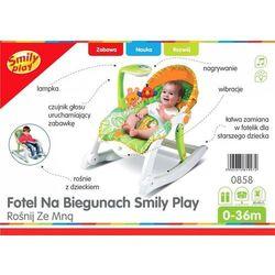 Bujaki dla dzieci  Smily InBook.pl