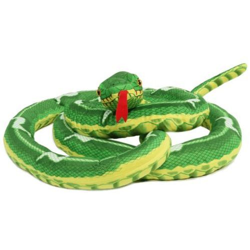 Wielki pluszowy wąż maskotka Melissa & doug
