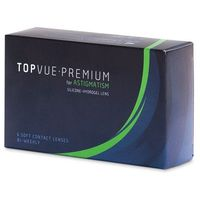 TopVue Premium for Astigmatism (6 soczewek)