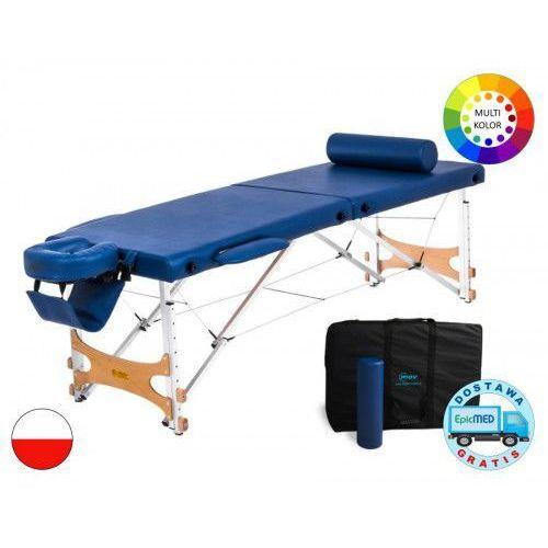 Mov Składany stół do masażu pro master alu z regulacją wysokości