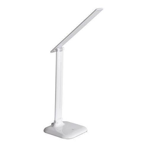 Kanlux Lampka dosan 26690 biurkowa 1x9w led 4000k 350lm biała (5905339266903)