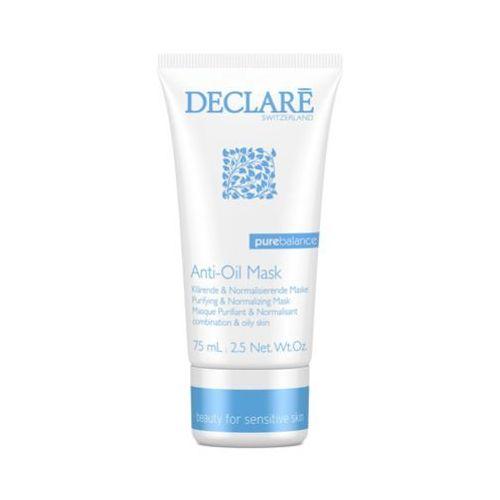 Declare Declaré pure balance anti-oil mask maska oczyszczająco-normalizująca (662)