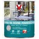 V33 Farba direct protect szary alpejski 2 5 l 3153895061582  Farba V33 Direct Protect szary alpejski