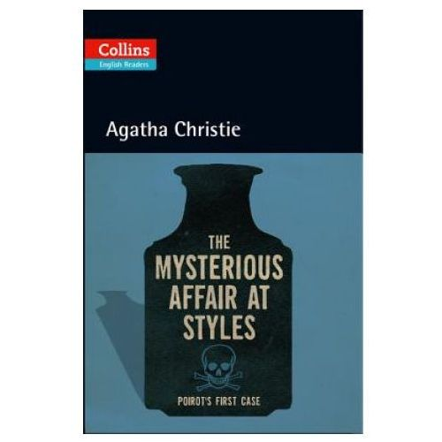 The mysterious affair at styles with CD (128 str.)