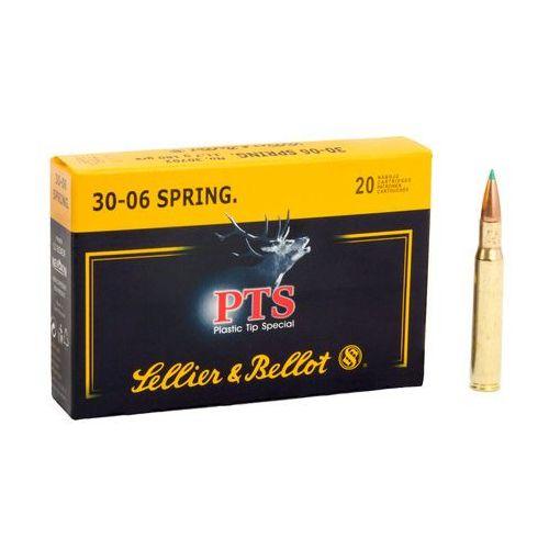 Sellier&bellot Amunicja 30-06 11,7g/180grs pts