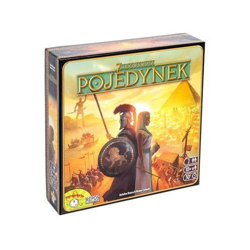 Gra 7 Cudów Świata: Pojedynek + PREZENT do zakupów za min.30 zł.