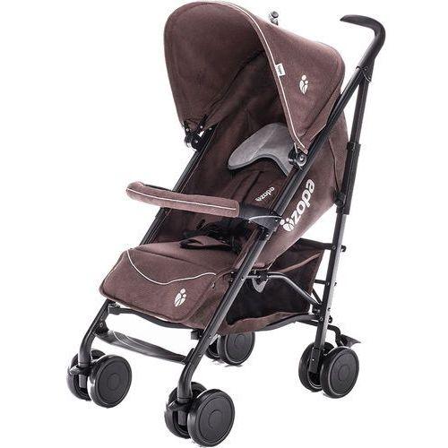 Wózek spacerowy corsa, marrone Zopa design