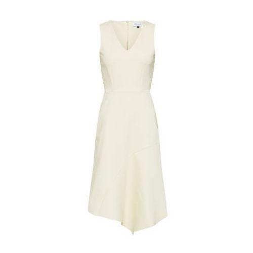 sukienka kremowy marki Closet london