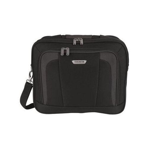 Travelite orlando torba pokładowa 18l schwarz - czarny