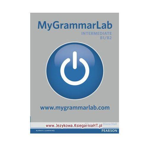 MyGrammarLab Intermediate, Student&#39s Book (podręcznik) plus MyLab for classroom use, Diane Hall, Mark Foley