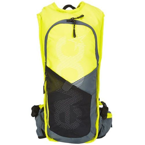 cc race lite performance backpack 3l + 2l bladder, sulphur/slate 2019 plecaki rowerowe marki Evoc