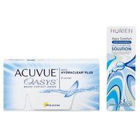 Acuvue Oasys Hydraclear 6szt. plus Horien Aqua 500ml, 166