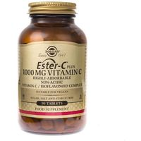 Tabletki Solgar Ester C Plus – 1000 mg Witaminy C - 90 tabletek