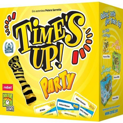 Time's Up! Party (2020) (5902650614963)