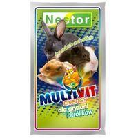 odżywka dla gryzoni multiwitamina saszetka 20g marki Nestor