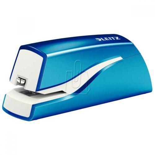 Zszywacz elektryczny Leitz WOW niebieski 5566