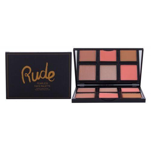 Fearless zestaw kosmetyków 18 g dla kobiet Rude cosmetics - Niesamowita cena