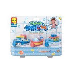 Zabawki do kąpieli  Alex