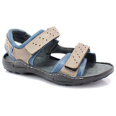 Sandały męskie KENT Tymoteo - sklep obuwniczy
