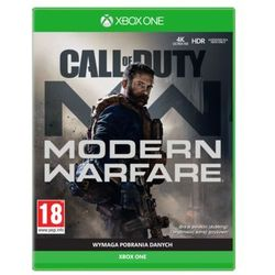 Activision Call of duty: modern warfare pl (xbox one)