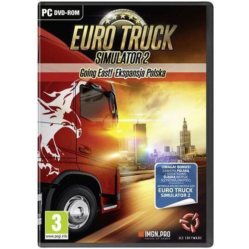 Euro Truck Simulator 2: Going East! Ekspansja Polska (dodatek) (PC)