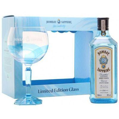 Alkohole Bombay Sapphire SmaczaJama.pl