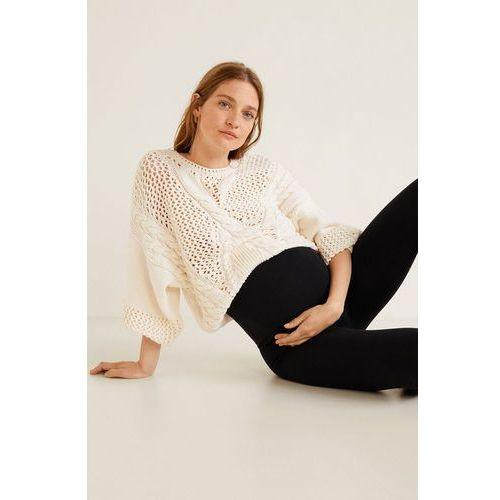- legginsy ciążowe mum marki Mango