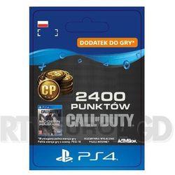 Call of Duty: Modern Warfare 2400 Punktów [kod aktywacyjny] PS4