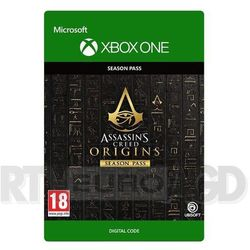 Assassin's Creed Origins - season pass [kod aktywacyjny] Xbox One
