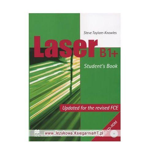 Laser B1+ Pre FCE Student's Book (podręcznik) and CD (9789604471591)
