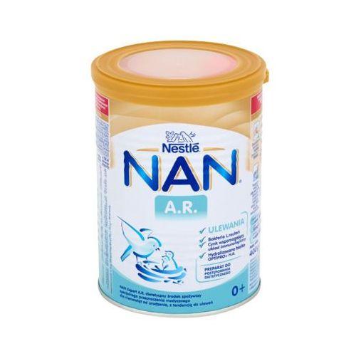 Nestle a.r. 400g ulewania preparat do postępowania dietetycznego dla niemowląt od urodzenia Nan