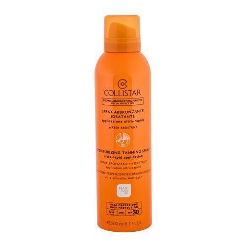 Collistar Sun Protection spray do opalania SPF 30 SPF 30 (Moisturizing Tanning Spray) 200 ml - Bardzo popularne