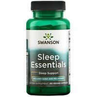 Swanson Sleep Essentials 60 kapsułek (0087614071046)
